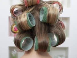 5 Benefits of using Hot Rollers instead of using flat Iron | AA+Reviews