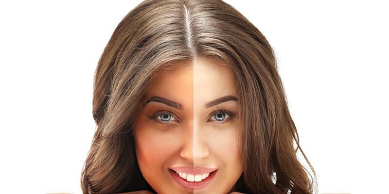 Skin Lightening Vs Skin whitening