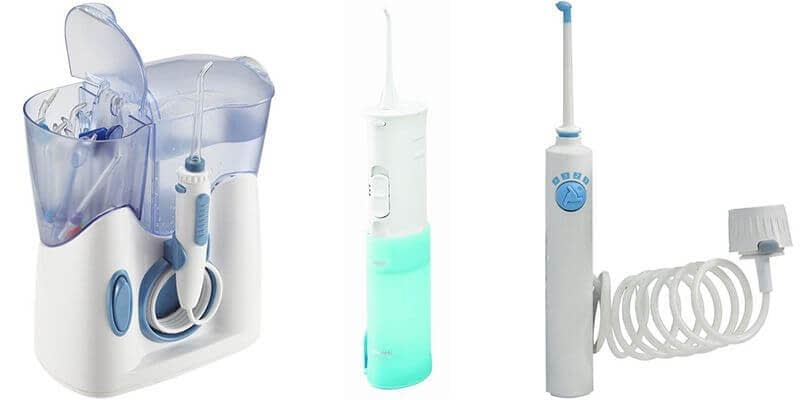 Different Types Of Water Flosser
