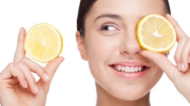 Exfoliate The Skin Before Using Lemon